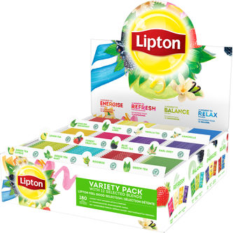 Variety Pack 12 Selected Blends 180st Lipton