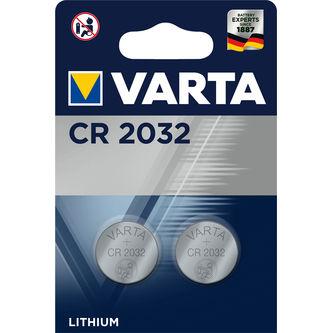 Cr2032 Batterier 2p Varta