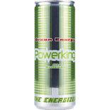 Energy Drink Green Burk Powerking 25cl