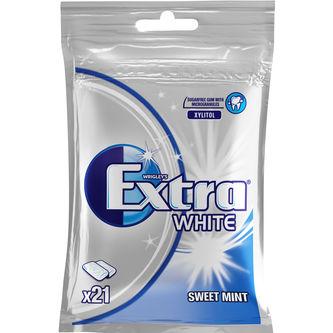 Extra Sweet Mint White 29g Wrigley's