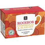 Rooibos Citrongräs & Blåklint Garant 20p