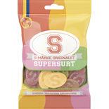 S-märke Supersurt Candy People 80g
