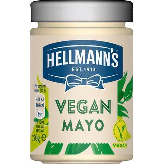 Vegansk Majonnäs 270g Hellmann's