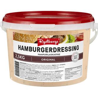 Dressing Hamburger 2.5kg Rydbergs