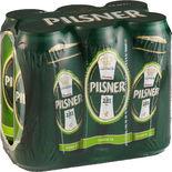 Pilsner Öl 2.8% 6-pack Burk Harboe 6x50cl