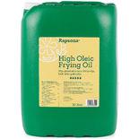 High Oleic Frying Oil Rapsona 10l