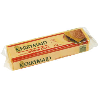 Burger Slices Kerrymaid Original 1.4kg Excellent