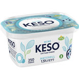 Keso Mini Naturell 1,5% Keso 250g