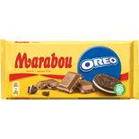 Oreo Chokladkaka Marabou 185g