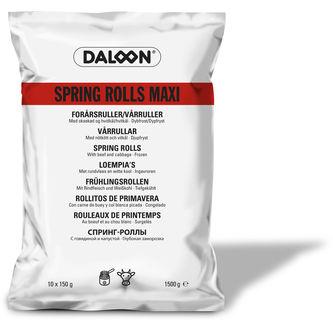Vårrullar Frysta 1,5kg Daloon