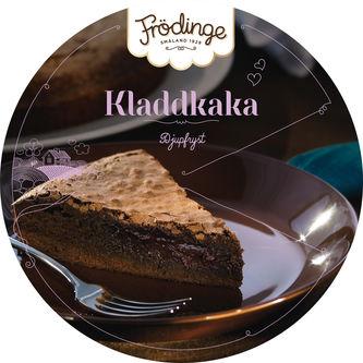 Kladdkaka Choklad Fryst 1.3kg Frödinge
