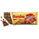 Daim Chokladkaka Marabou 200g