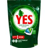 Diskmedel Maskin Original Green Yes 53p