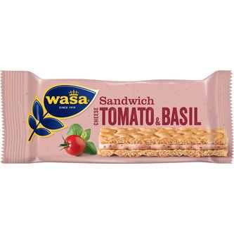 Sandwich Cream Cheese Tomato/basil 40g Wasa