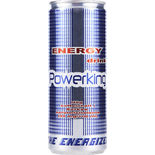 Energy Drink Burk Powerking 25cl