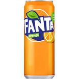 Fanta Orange Burk Fanta 33cl