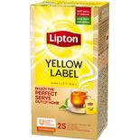 Yellow Label Tea Lipton 25p