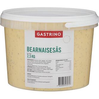 Bearnaisesås 2,5kg Gastrino