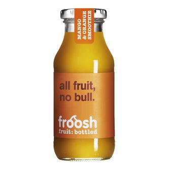 Fruktsmoothie Mango & Apelsin 250ml Froosh