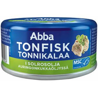 Tonfisk i Olja Msc 200g Abba