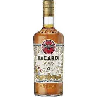Bacardi Anejo 4 40% 70cl Anejo 4