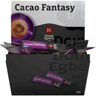 Cacao Fantasy Sticks Utz 22g Douwe Egberts