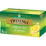 Green Tea Lemon Twinings 25p