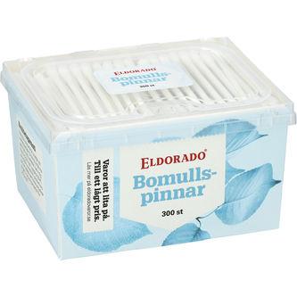 Bomullspinnar 300st Eldorado