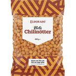 Jordnötter Chili Eldorado 400g