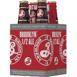 Brooklyn 3.4%/half Ale Eg Folköl Brooklyn 4p35.5cl