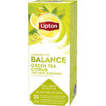 Green Tea Chae Citrus Lipton 25p