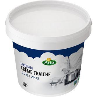 Creme Fraiche 32% 2kg Arla Pro