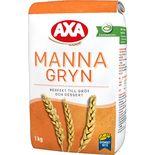 Mannagryn Axa 1kg