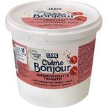 Softspread Soltorkad Tomat Laktosfri Crème Bonjour 1.5kg