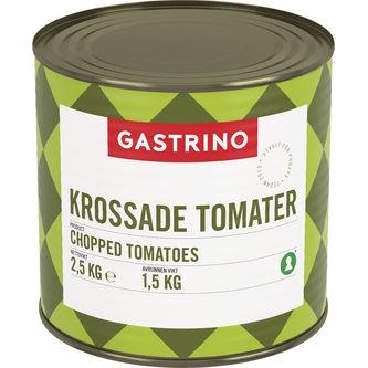 Krossade Tomater 2,5kg Gastrino