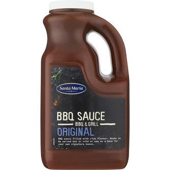 Bbq Sauce Original 2.05kg Santa Maria