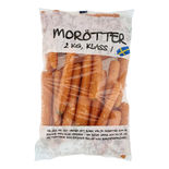 Morötter Klass 1  2kg