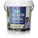 Grekisk Yoghurt Naturell 10% Lindahls 1kg