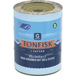 Tonfisk i Vatten Garant 3x170g