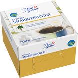 Snabbitsocker Bordsförpackning Dansukker 500g