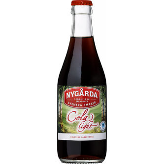 Cola Light 33cl Nygårda