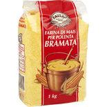 Majsmjöl Grovmalet Favero 1kg