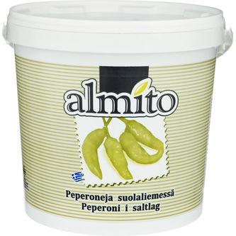 Pepperoni 11,5/7kg Almito