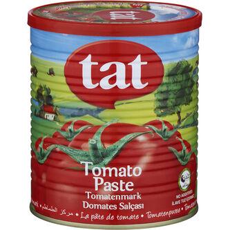 Tomato Paste Tomatpuré 830g Tat