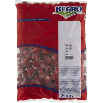 Jordgubbar 2.5kg Begro