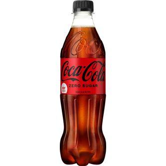 Coca-cola Zero Pet 50cl Coca-cola