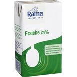 Fraiche 24% Rama 1l
