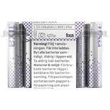 Batterier Aaa Fixa 24p
