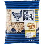 Kycklingfilé Tärnad Grillad Fryst Top Choice 2,5kg