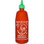 Hot Chilisås Sriracha Huy Fong 793g